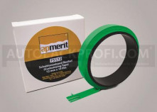 AP-Merit Schablonenband flexibel (Customising Tape) 12 mm x 10 lfm.