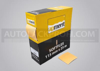 AP-Merit Softflex Gold 115 mm x 25 lfm. P400